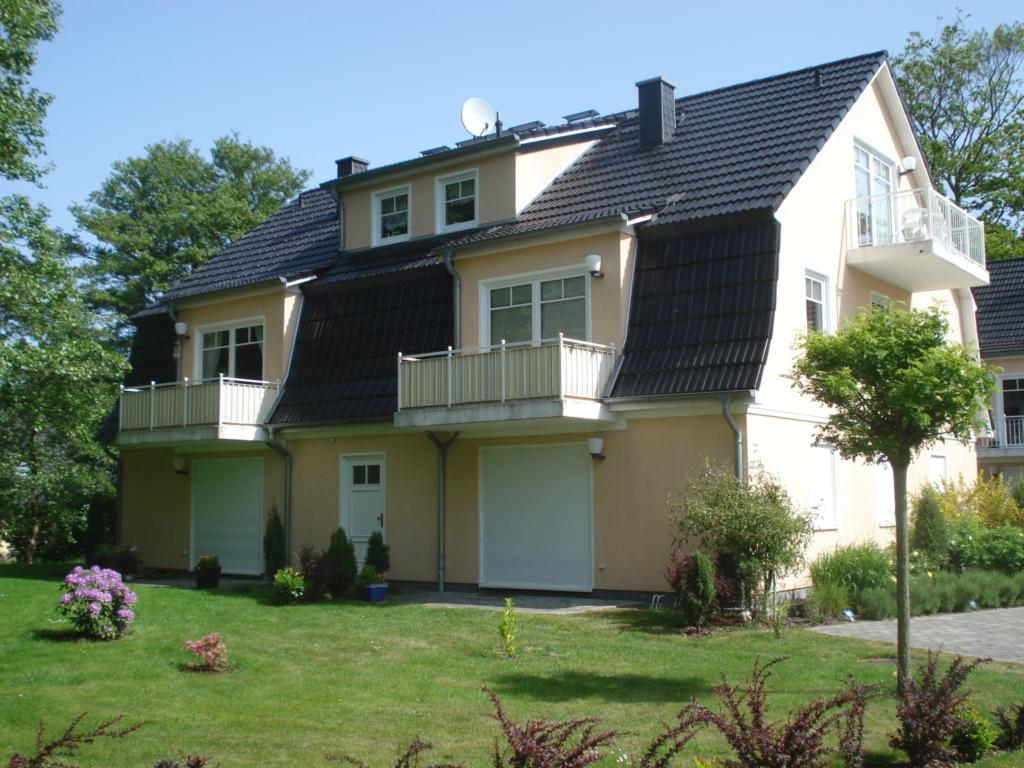 Haus Bernstein 7 mit Sauna, Ferienwohnung Bernstei