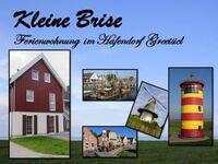 Fewo Kleine Brise Greetsiel, Ferienwohnung in Krummh�rn - kleines Detailbild
