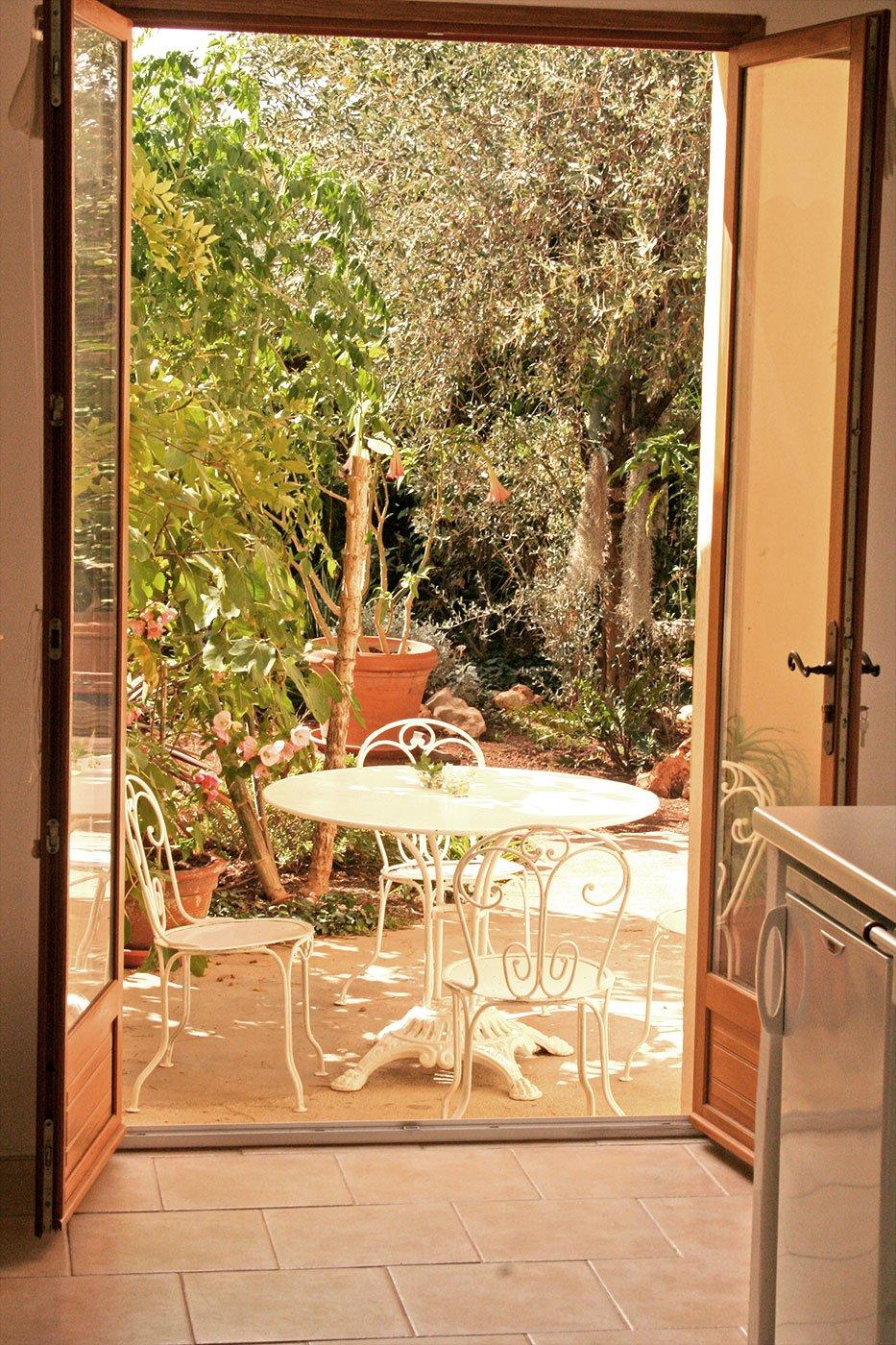 Küche-Garten