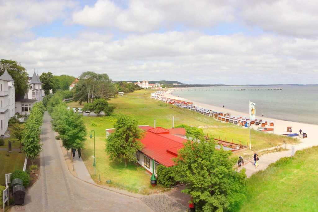 Villa Agnes (Strandpromenade Binz), D 13: 57m², 2-