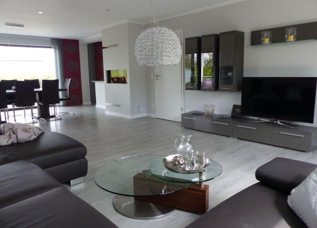 Ferienvilla mit Panoramablick auf den Schmachter S