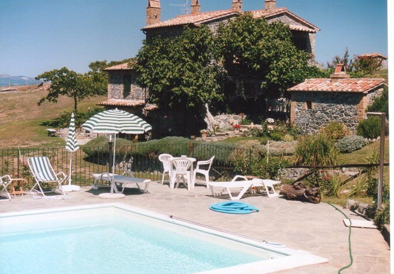Cantinaccia pool