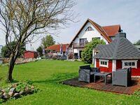 DEB 011 Pension - direkt am Wasser, 02 Doppelzimmer mit Seeblick und Terrasse in Wittower Fähre - kleines Detailbild