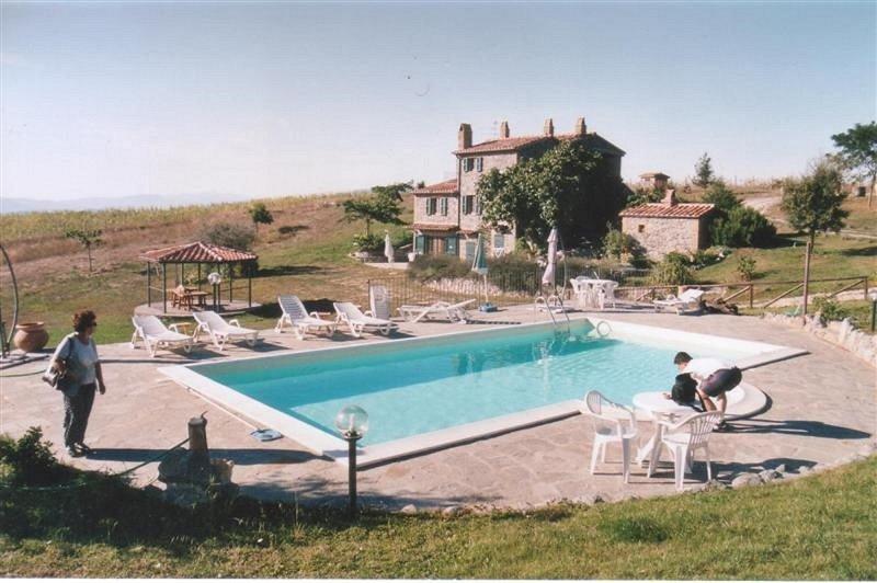 La Cantinaccia pool