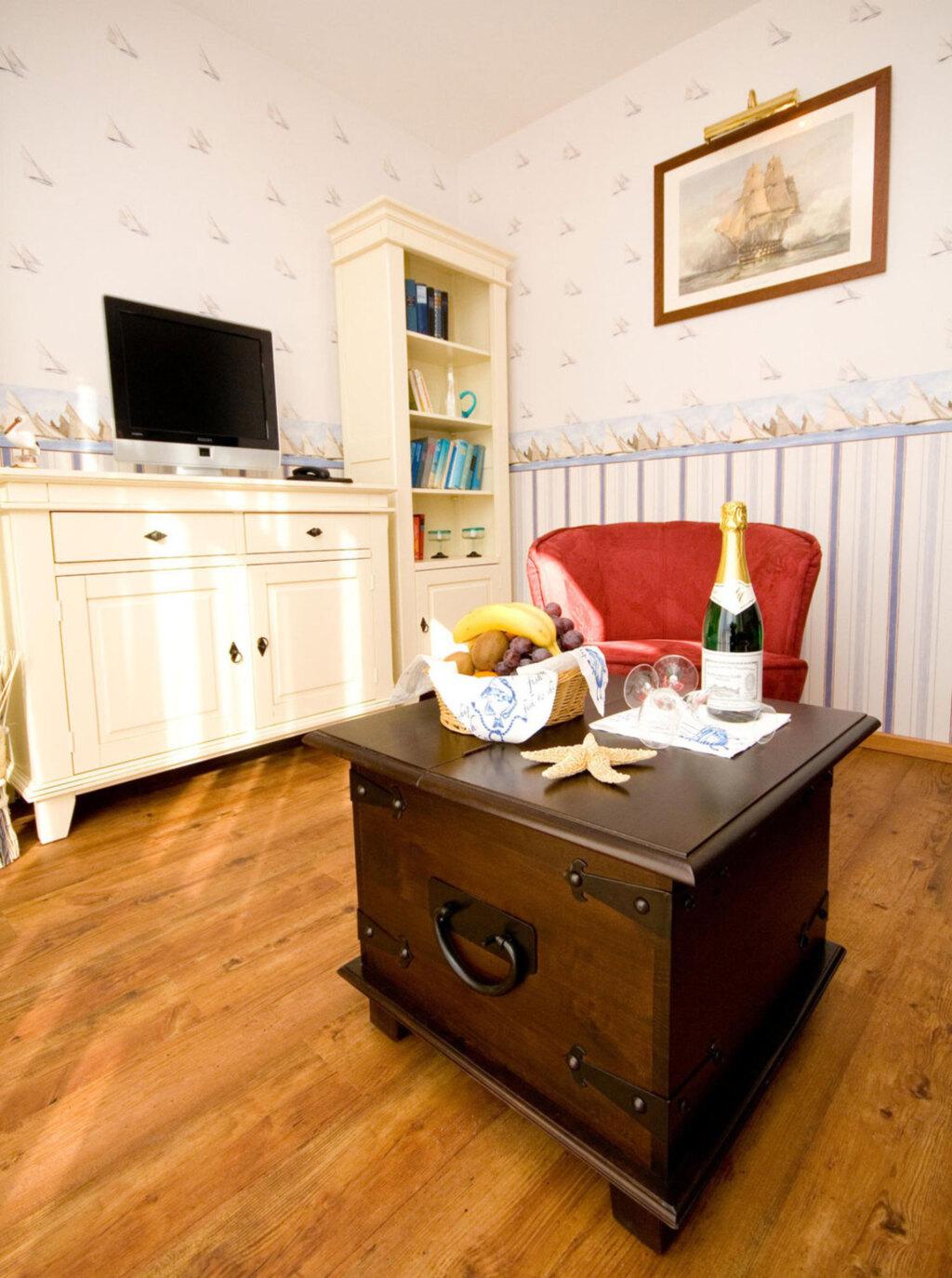 maritimes Hotel mit Erlebnisgastronomie, 09 - Suit