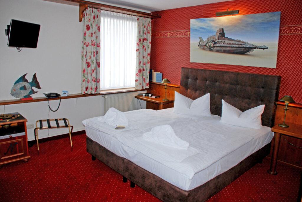 maritimes Hotel mit Erlebnisgastronomie, 03 - Suit