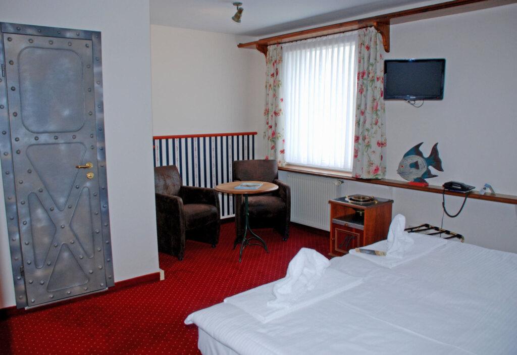 maritimes Hotel mit Erlebnisgastronomie, 17 - DZ 1