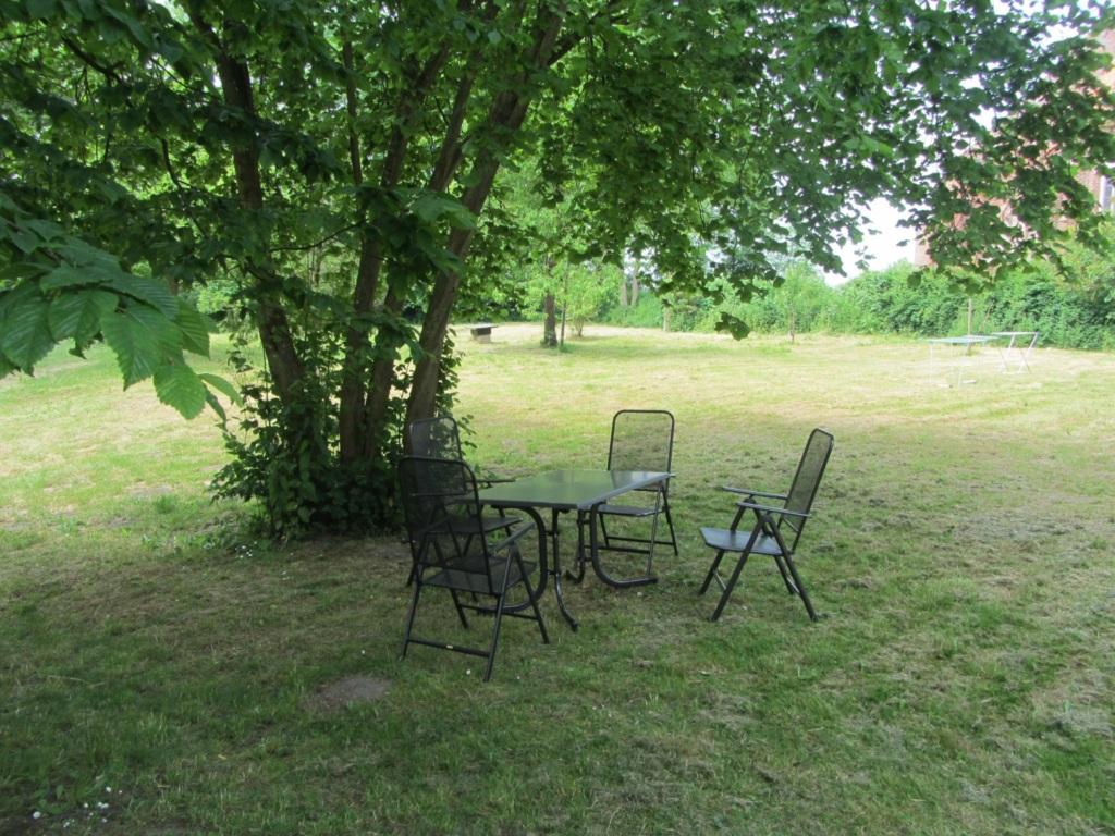 Ferienwohnung im alten Pfarrhaus