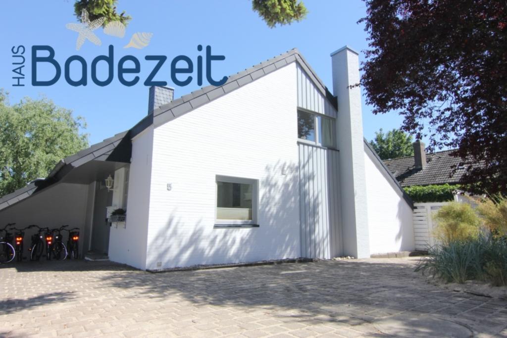 Badezeit, Badezeit - Seestern