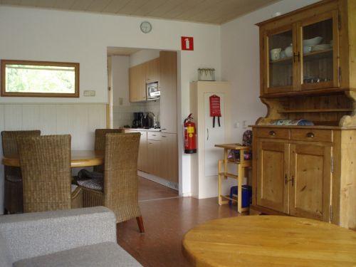 Schrank im Wohnzimmer