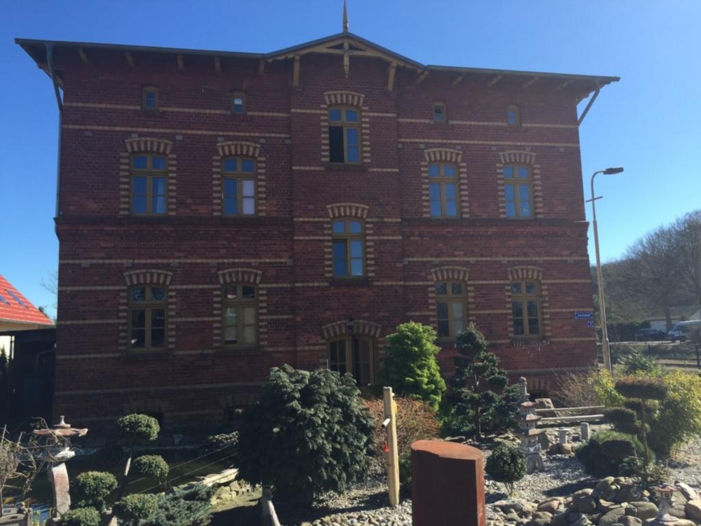 Bahnhaus Usedom, 3-Zimmer-Ferienwohnung WE 4