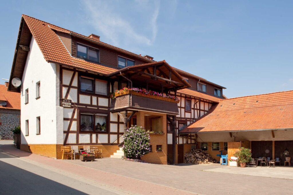 Bauernhofpension Büchsenschütz, Ferienhaus Hochst