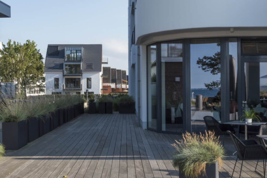 (STR92) Gartenresidenz Strandstra�e