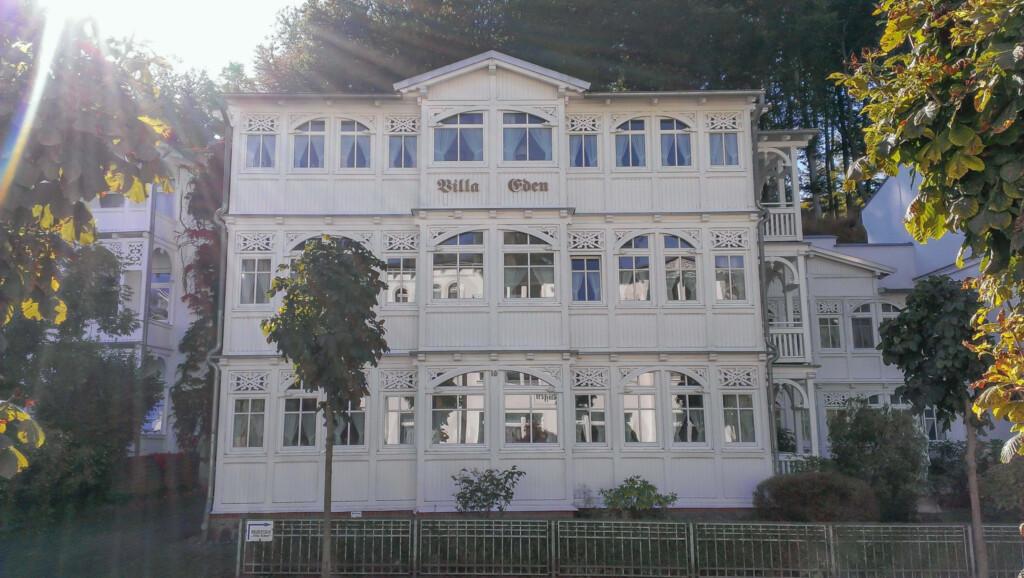 Villa Eden, 3 - Raum - Apartment (A.5.14), mit Bal