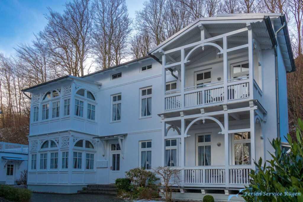 Villa Eden, 3 - Raum - Apartment (A.5.15), mit Bal