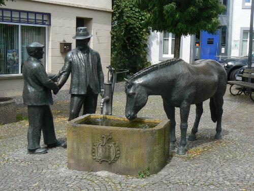 Am Pferdemarkt -Bitburg