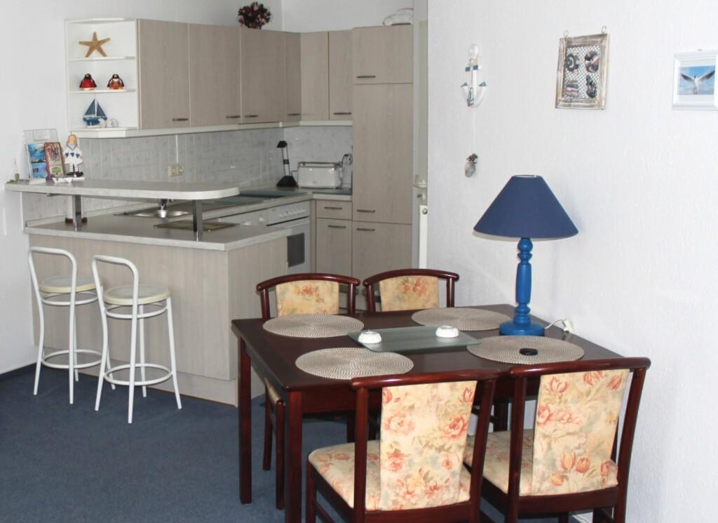 Strand-Apartment A 143, 2-Zimmer Ferienwohnung 54