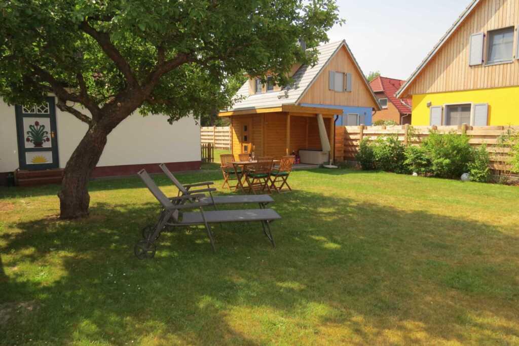 Ferienhaus Prerow, Ferienhaus