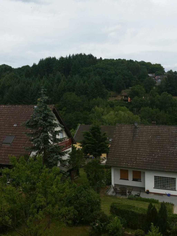 Ferienhaus Raabe, Schöne Dachgeschosswohnung mit B