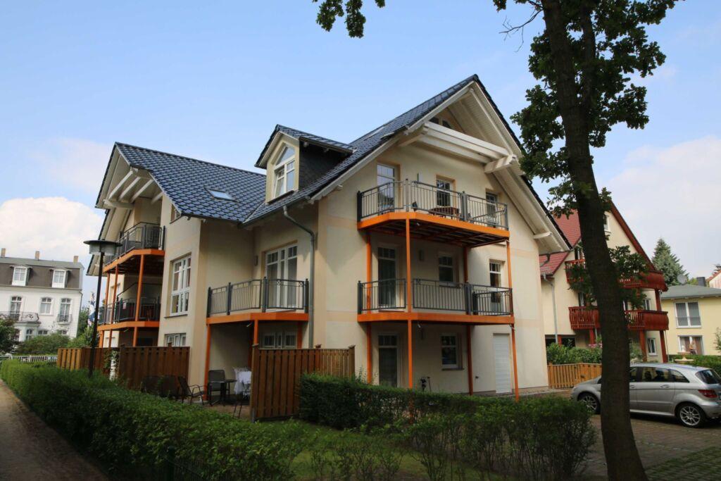 F.01 Villa Bella Casa Whg. 09 mit Südostbalkon, Vi