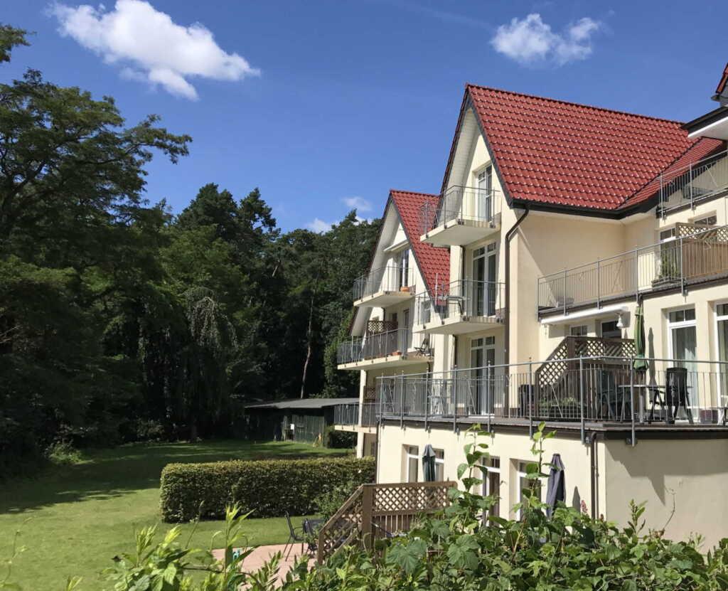 Ferienwohnung am Kölpinsee-Waren, Ferienwohnung 1-
