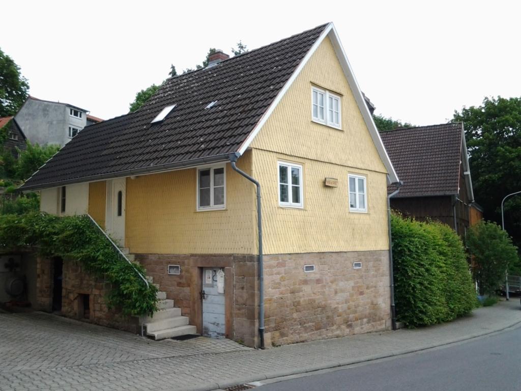 Ferienhäuser Café Talblick, Ferienhaus Vis-á-Vis