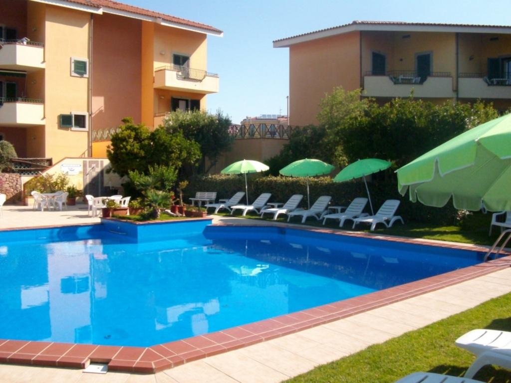 Residence I Mirti e Bianchi, 3-Zimmer-Appartement