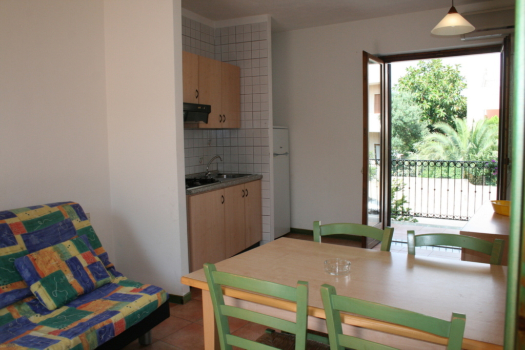 Residence Le Pavoncelle, 1-Zimmer-Appartement