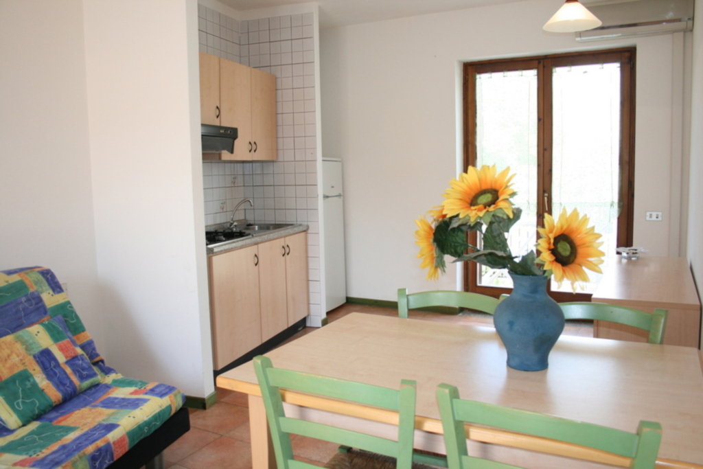 Residence Le Pavoncelle, 2-Zimmer-Appartement