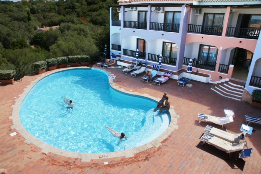 Hotel Club 'Li Graniti', Junior Suite