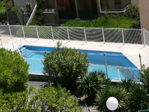 Pool zum APP. Vicky in Cavalaire sur mer