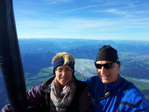 Roswitha und Richard Wimberger