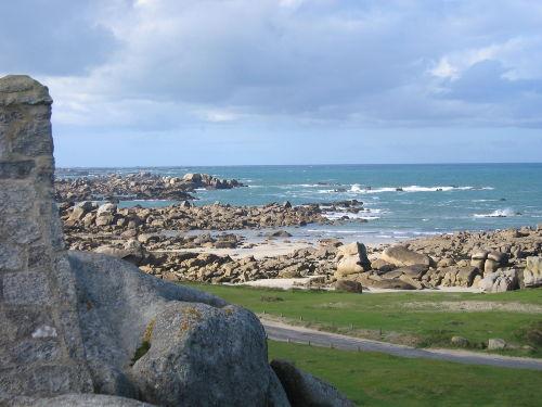 Impression von der Küste