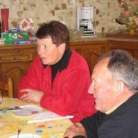Vermieter: Die Vermieter: Frau und Herr Gourhannic