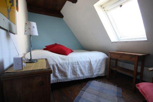 Single Zimmer im 2. OG mit frz. Bett