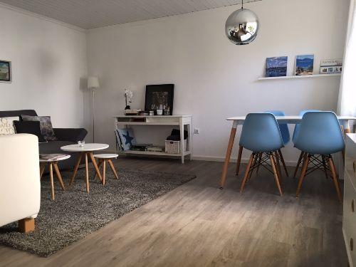 Elegant eingerichteter Wohnbereich