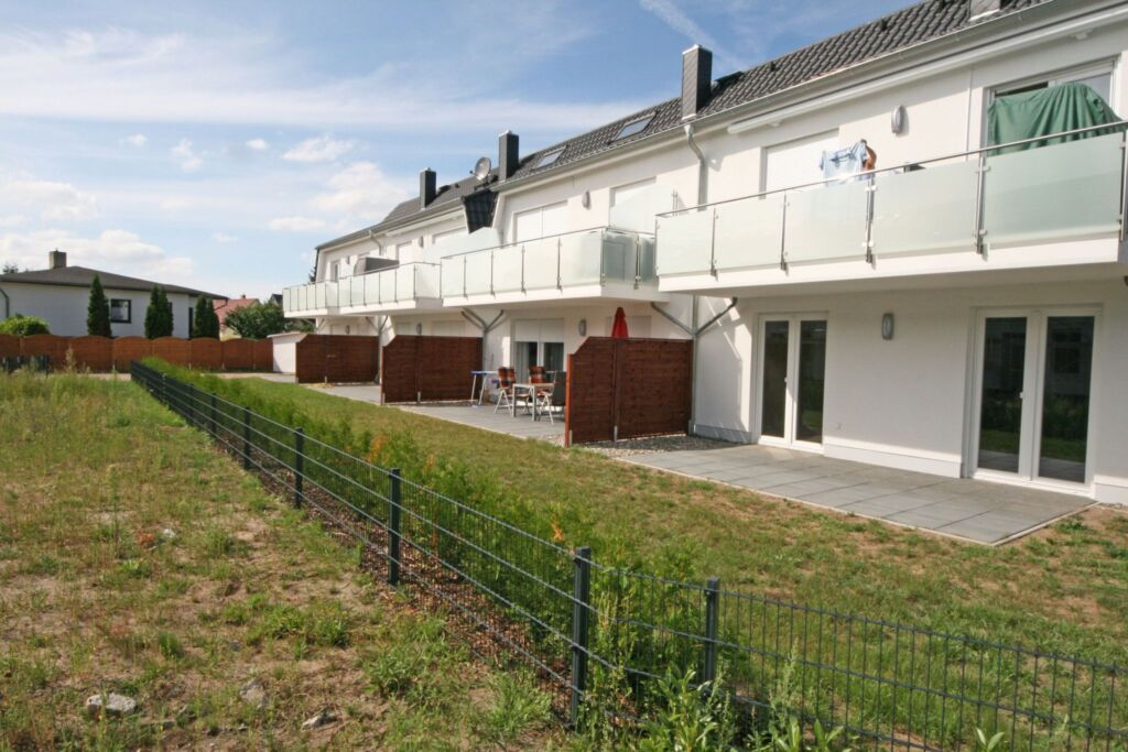 A.01 Haus Sanddorn Whg. 3 mit Terrasse, Haus Sandd