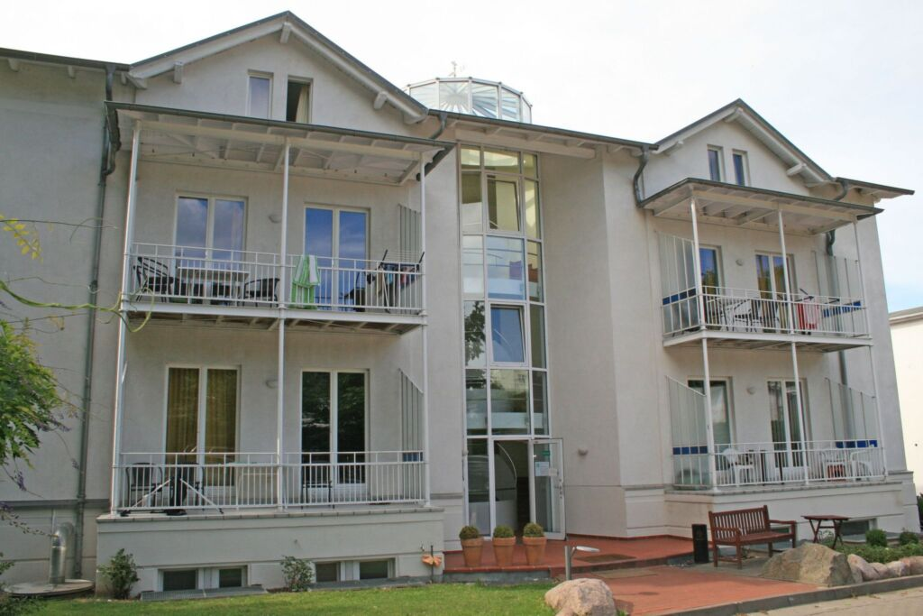 Haus Undine, Haus Undine Whg. 11 mit Balkon