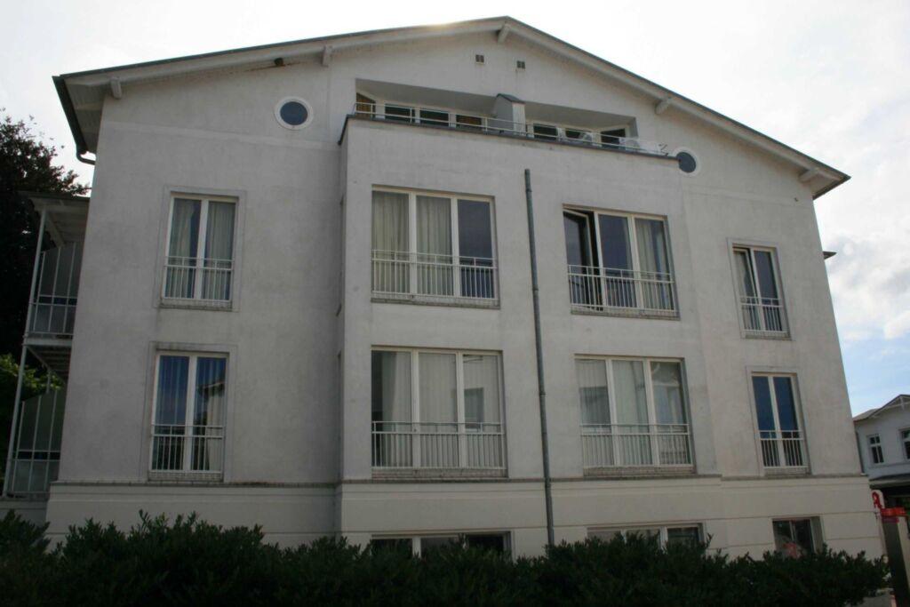Haus Undine, Haus Undine Whg. 25 mit Balkon
