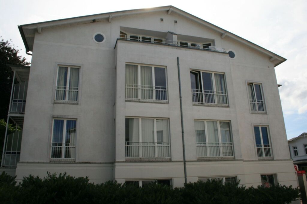 Haus Undine, Haus Undine Whg. 35 mit Loggia