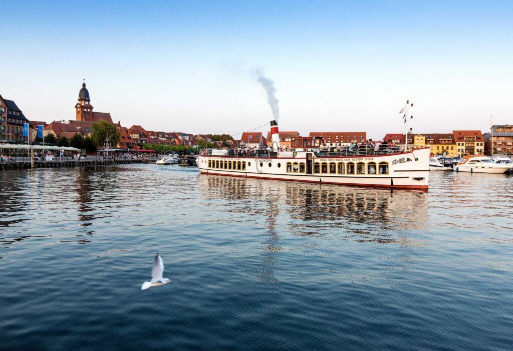 Ferienwohnungen im Altstadtkern von Waren (M�ritz)