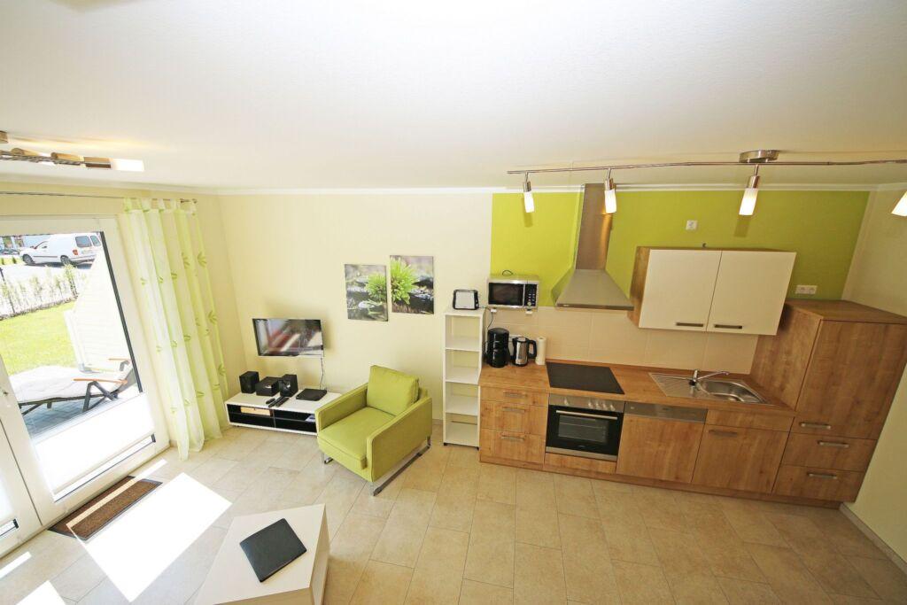 A.01 Haus Sonnensegler mit 5 komfortablen Ferienwo