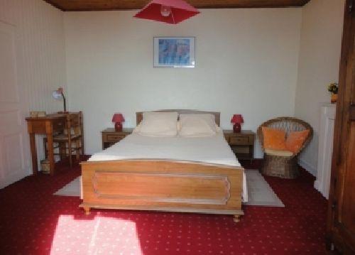 Schlafzimme Doppelbett
