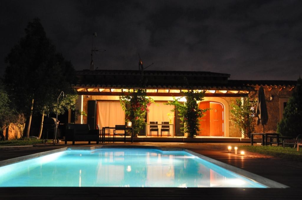 Villa Vista Verde in Sa Pobla, Freistehendes Haus