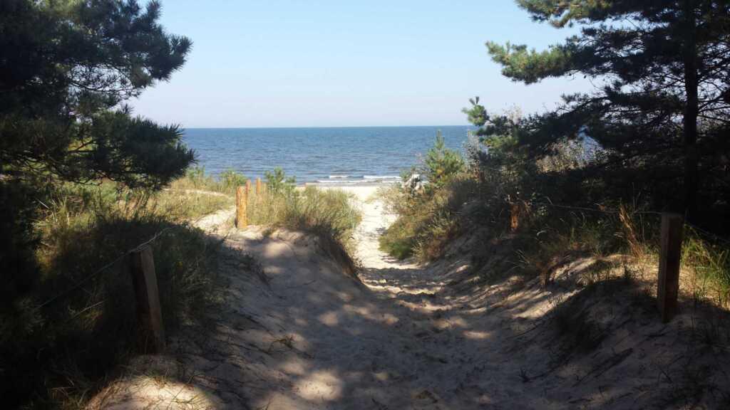 Perle der Ostsee, Ferienwohnung 'YELLOW'