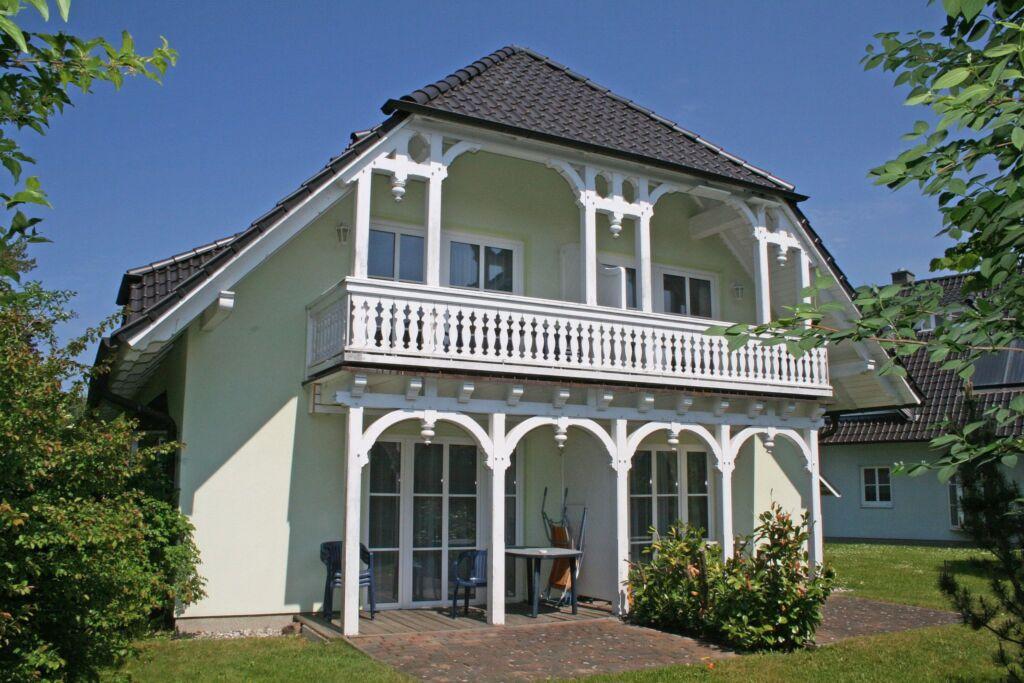 A.01 Haus Rügenwelle mit 4 komfortablen Wohnungen,