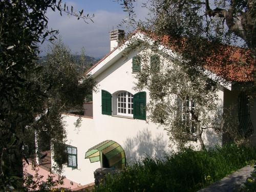 Detailbild von Ferienhaus Blumenriviera Ligurien