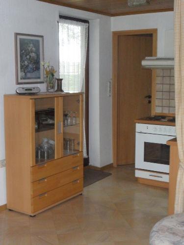 Wohnraum mit Kochecke