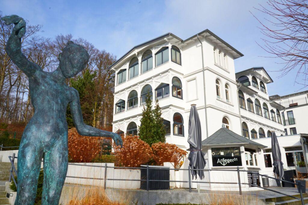 Wintergarten-Appartement Haus am Meer No. 6, WIFI