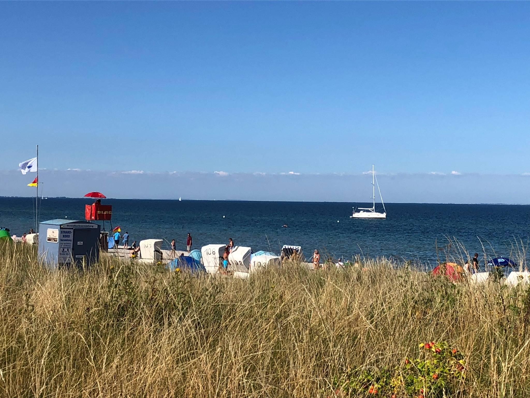 Strandabschnitt Hasselberg